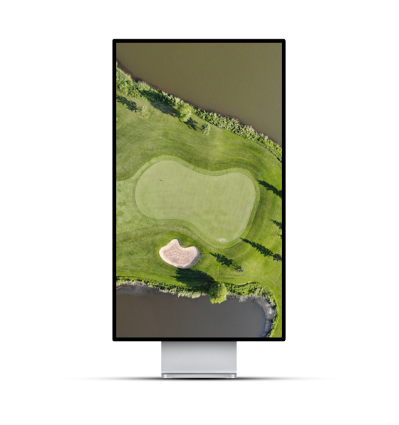 Aerial Photography for Golf Courses